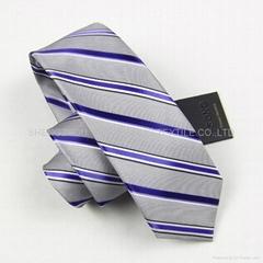 100%桑蠶絲領帶,韓版窄領帶