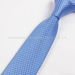 100%真絲領帶,韓版窄領帶