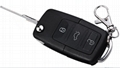 Wireless transmitter for motorcycle