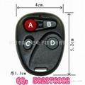 4键无线遥控器4002 4