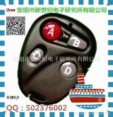 315M无线发射模块 四键无线遥控器4002