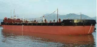 3,500DWT Oil Barge - Big Fair 1055 (China Manufacturer