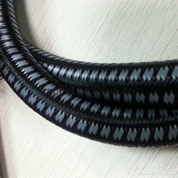 pp yarn braided sleeve -