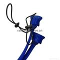 釣魚竿套 魚具保護套管 PET編織網套 3
