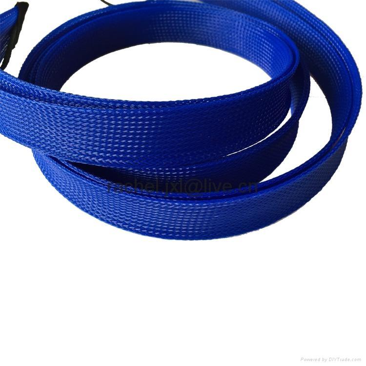 釣魚竿套 魚具保護套管 PET編織網套 7