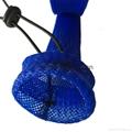 釣魚竿套 魚具保護套管 PET編織網套 2
