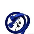 釣魚竿套 魚具保護套管 PET編織網套 9
