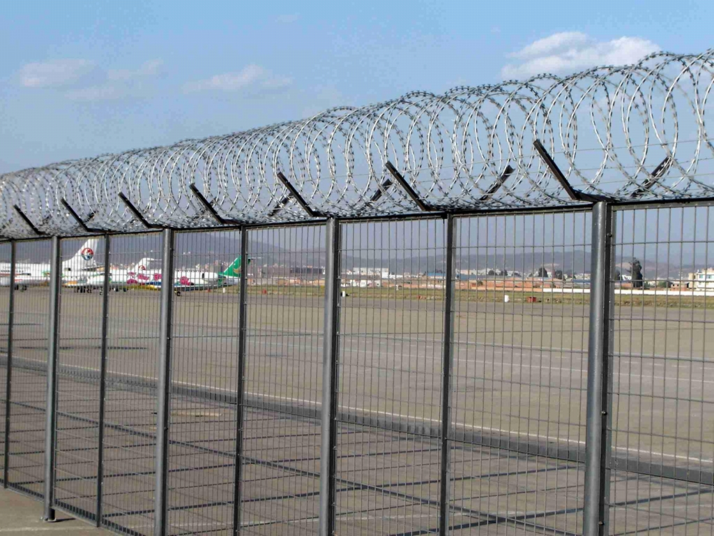 airport prison wire mesh fence - China - Manufacturer - Product
