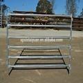 galvanized used horse panels