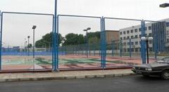 best price sport court fence