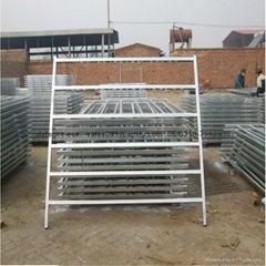 best price used livestock panel