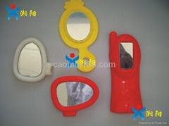 专业生产塑料镜,玩具镜,不碎镜