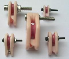 陶瓷防跳線器