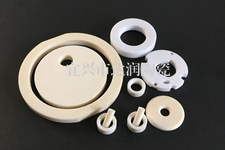 95氧化铝陶瓷管 1