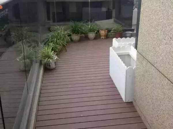 decking flooring,outdoor deck,composite decking 4