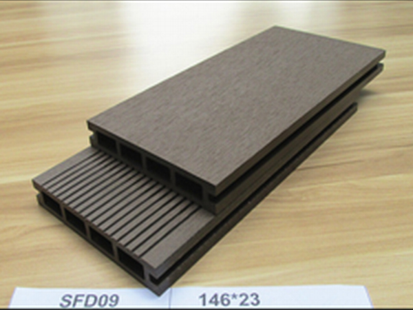 WPC decking board,Composite decking,WPC 4