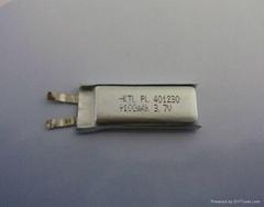聚合物电池