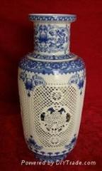 手工艺品花瓶