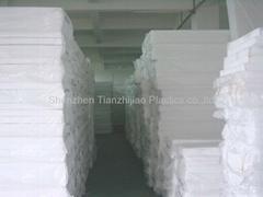 珍珠棉板材进口