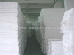 EPE foam sheet homogeneous EPE foam plank