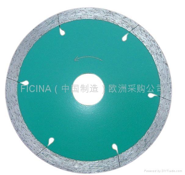 Diamond Saw Balde  to Cut Porcelain Tiles 2