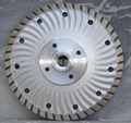 reforced saw blades for granites
