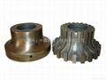 Bullnose profile wheels for granites on CNC machines 4
