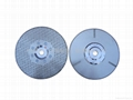 dischi turbo a fascia continua con riporti