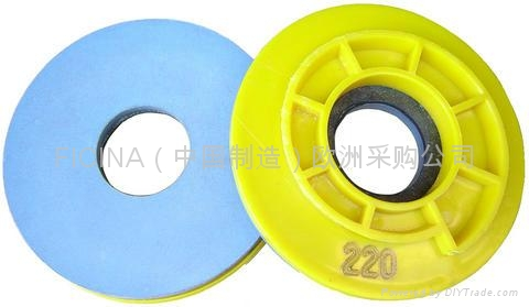 Edge polishing wheels , levigacosta 5