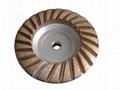 Grinding Cup Wheel, platorello a tazza 2