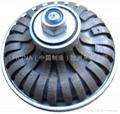 diamond profile wheels, mole mezzo toro
