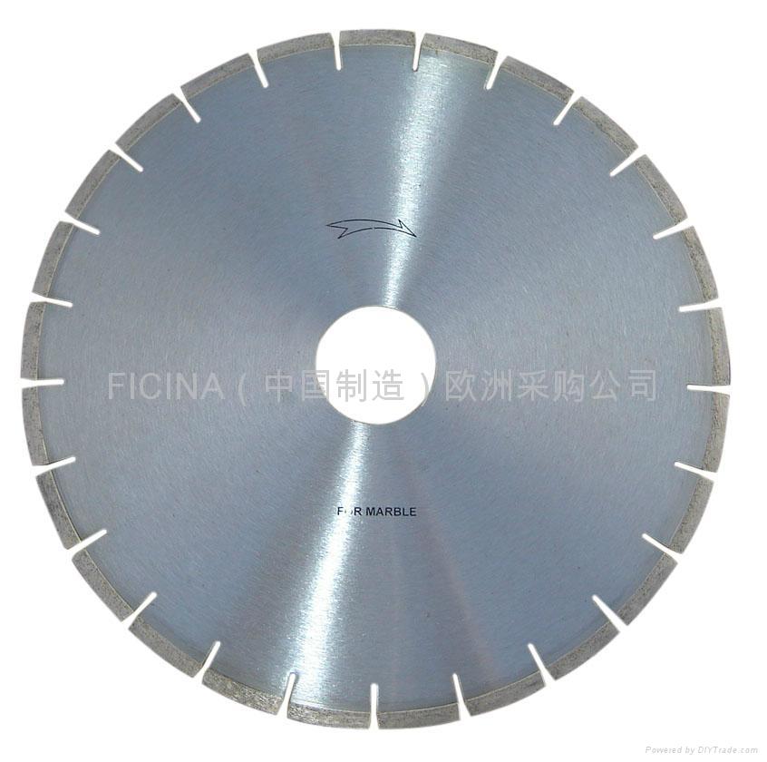 Diamond saw blades to cut marbles 1