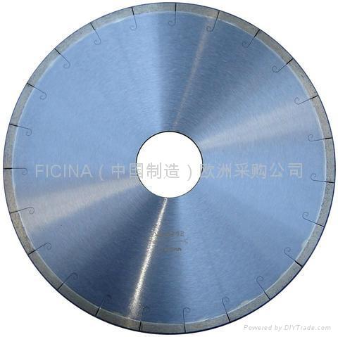 Diamond saw blades to cut marbles 4