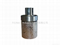 Finger router bits for CNC machines