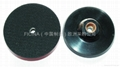 Back up pads for polishing pads