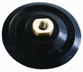 rubber plates with adaptor M14