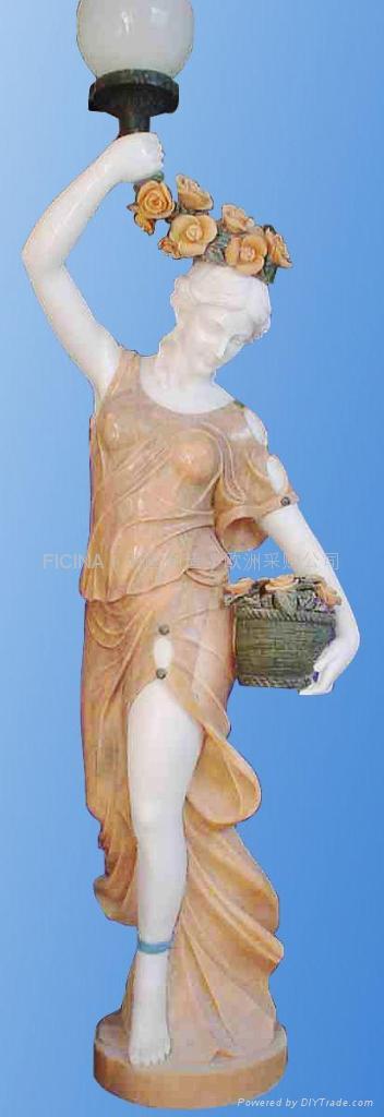 Statua marmo marble statue
