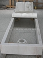 lapidi in marmo tombstone in marble
