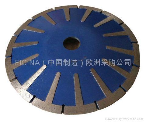 concave-turbo &bend-wave Dischi concavo diamantati 1