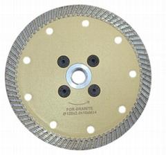 turbo discs cutting granite & marbles