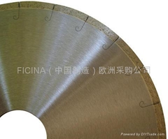 ceramic blades for cutting porcalain tiles