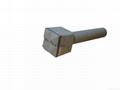 bush hammer Tungestern 8