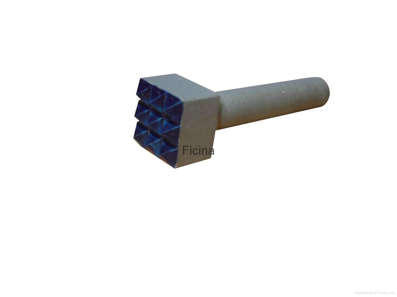 bush hammer Tungestern 10