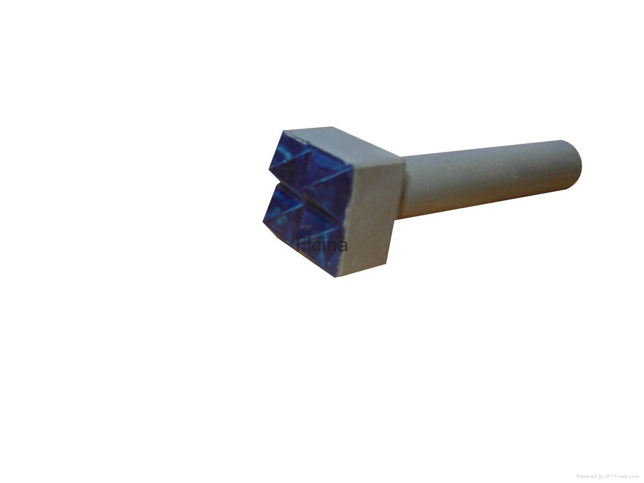 bush hammer Tungestern 12