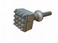 bush hammer Tungestern 14