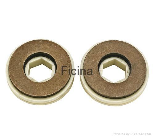 Edge polishing wheels , levigacosta 6