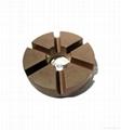 Edge polishing wheels , levigacosta 10