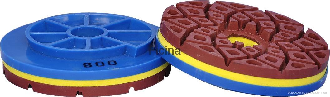 Edge polishing wheels , levigacosta 12