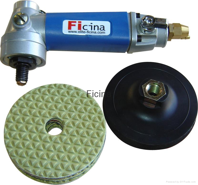 Air wet polishing machine 2