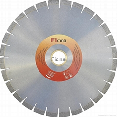 diamond saw blades to cut granites  & stone